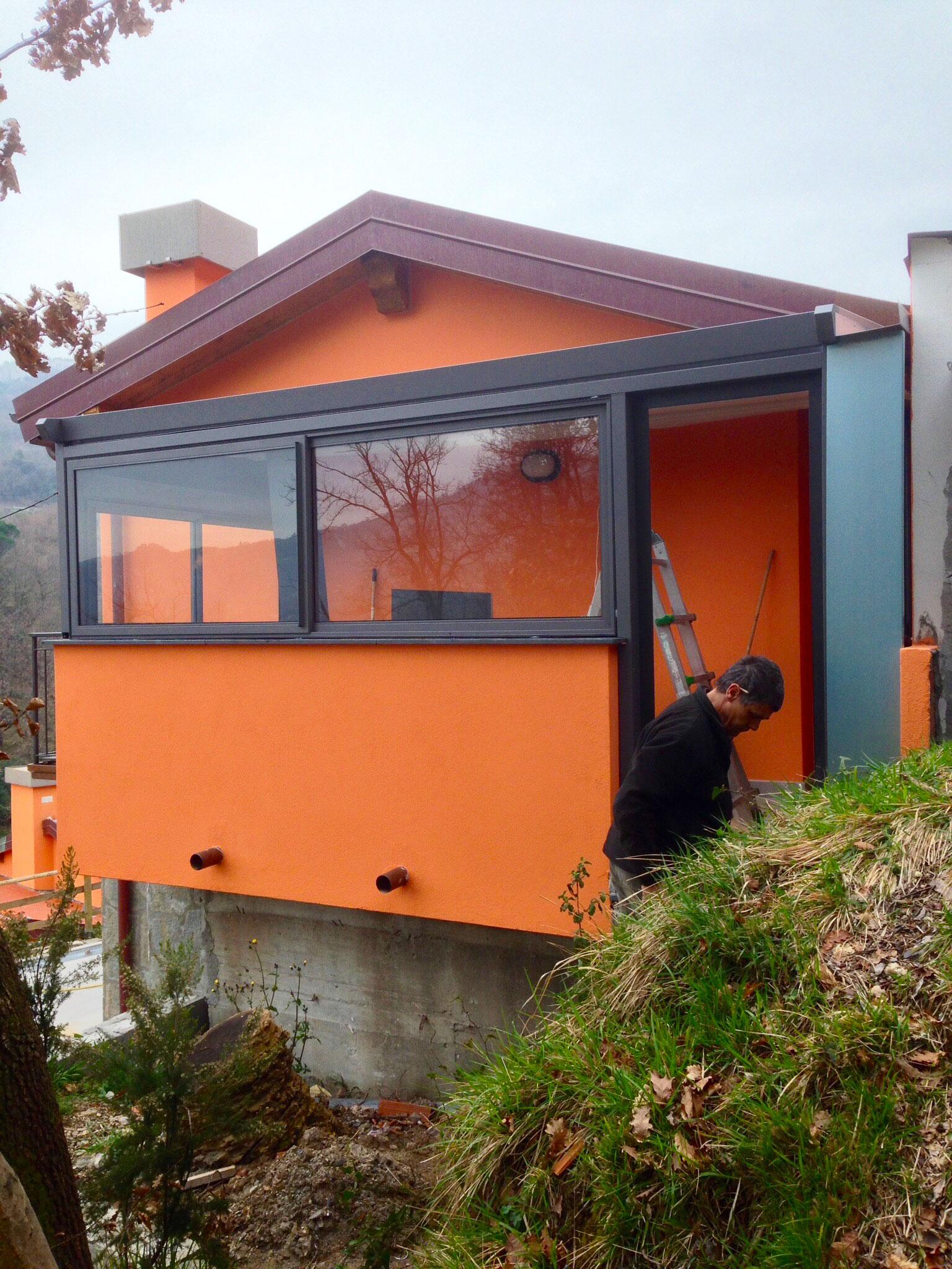 TPS2: casa privata – Carasco