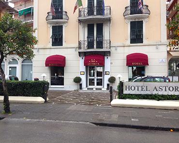 TPS2: Hotel Astoria – Rapallo