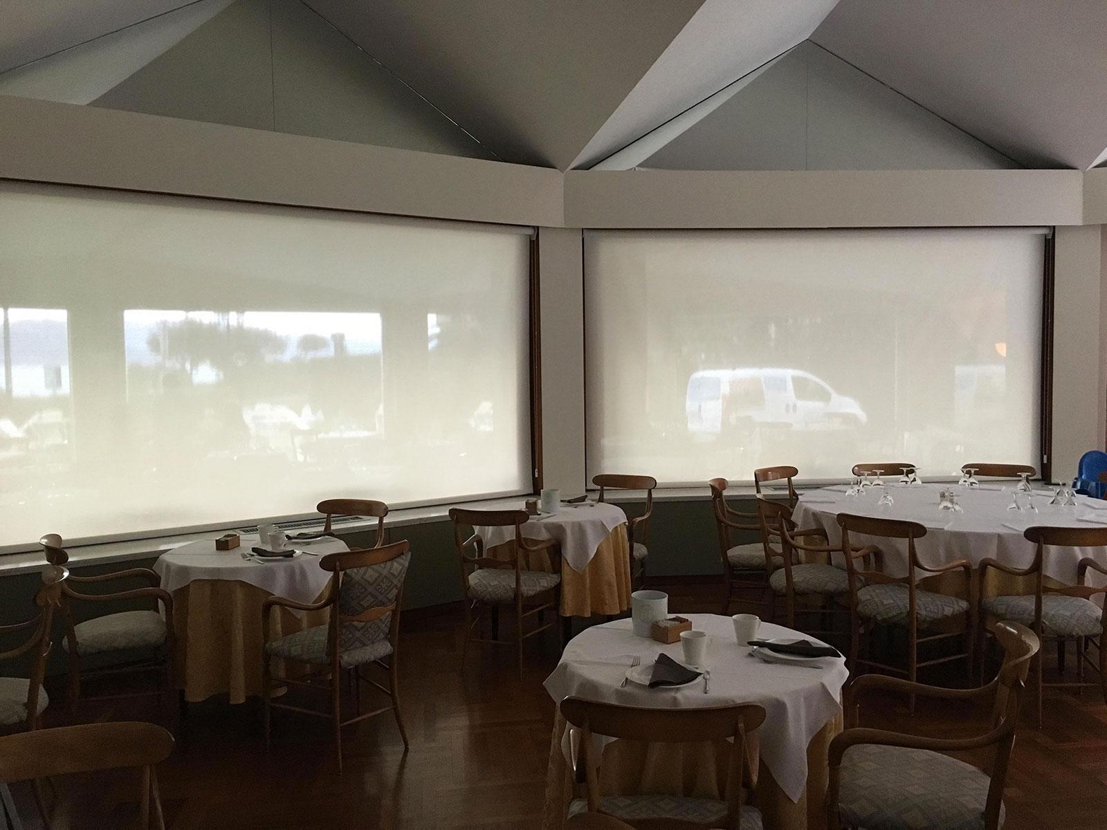 T.P.S.2 filtranti ed oscuranti – Hotel Astoria Rapallo