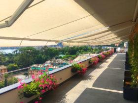 T.P.S.2 tende a bracci estensibili: Casa Privata Rapallo