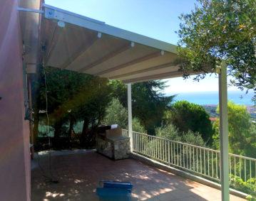 TPS2: Pergotenda Palladia - Rapallo