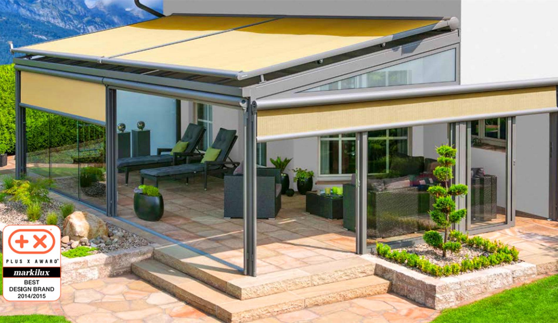 markilux 780: Tende da sole per finestre e per giardini d'inverno